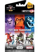 Herné príslušenstvo Disney Infinity 3.0: Minihra pre Toy Box - Takeover