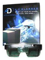 Herné príslušenstvo E-D Glasses WIRELESS