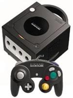 Príslušenstvo pre GameCube Konzola GameCube čierná + hra Mario Smash Football