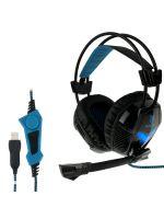 Herné príslušenstvo Herný stereo headset s mikrofónom SADES A30s