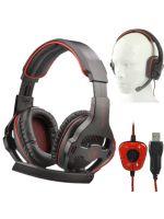 Herné príslušenstvo Herný stereo headset 7.1 s mikrofónom Sades SA903