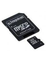 Herné príslušenstvo KINGSTON MicroSD High Capacity 8GB (class 4)