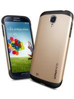Herné príslušenstvo Odolný kryt Armor (zlatý) (Samsung Galaxy S4 mini)