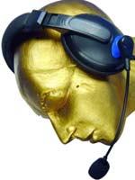 Hern� pr�slu�enstvo sluch�tka s mikrofonem Media-Tech 365
