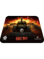 Herné príslušenstvo podložka pod myš SteelSeries QCK World of Tanks