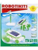 Herné príslušenstvo Robotikits 6 In 1 Educational Solar Kit