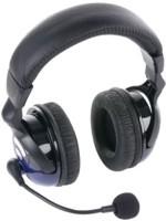 Herné príslušenstvo Slúchadlá Saitek GH20 Vibration Headset