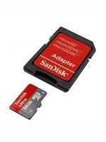 Hern� pr�slu�enstvo SanDisk microSDHC Ultra 64GB Class 10 + Adapt�r