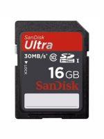 Herné príslušenstvo SanDisk SDHC Ultra 16GB 30MB/s Class 10