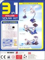 Herné príslušenstvo Solar Stallion 3 In 1 Educational Kit