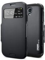 Herné príslušenstvo Kryt SPIGEN SGP Slim Armor čierny (Samsung Galaxy S4)