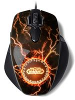 Herné príslušenstvo Myš Legendary MMO Gaming Mouse World of Warcraft (SteelSeries)