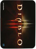 Herní příslušenství podložka pod myš SteelSeries QCK mini - Diablo III (logo)