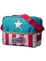 Herné príslušenstvo Taška Captain America - Multicolor Messenger Bag