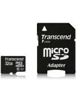 Herné príslušenstvo Transcend Micro SDHC UHS-I Class 10 32GB Premium + adaptér
