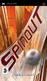 Hra pre PSP SpinOut