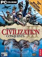 Hra pre PC Civilization 3: Conquests - datadisk