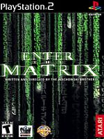 Hra pre Playstation 2 Enter the Matrix