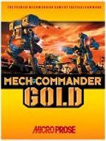Hra pre PC Mech Commander Gold