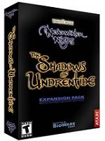 Hra pre Macintosh Neverwinter Nights: Shadows of Undrentide - datadisk