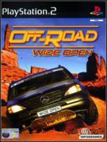 Hra pre Playstation 2 Off-Road: Wide Open