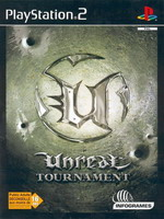 Hra pre Playstation 2 Unreal Tournament