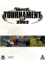 Hra pre PC Unreal Tournament 2003