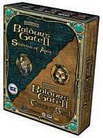 Hra pre PC Baldurs Gate 2 extra klasika