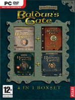 Hra pre PC Baldurs Gate Compilation