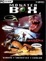 Hra pre PC Monster Box (Giants: Citizen Kabuto + Sacrifice + Evolva)