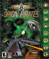 Hra pre PC Star Trek - Starfleet Command - Orion Pirates