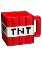 Hračka Hrnek Minecraft - TNT