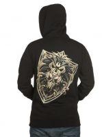 oblečení pro hráče Mikina World of Warcraft - Alliance Shield (americká vel. L/evropská XL)