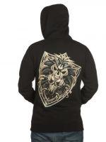 oblečení pro hráče Mikina World of Warcraft - Alliance Shield (americká vel. M/evropská L)