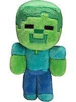 Hračka Plyšák Minecraft - Baby Zombie (21,5 cm)