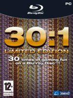 30:1 Blu-Ray kompilácia hier (PC)
