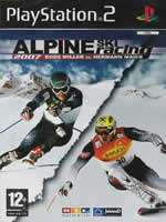 Hra pre Playstation 2 Alpine Ski Racing 2007