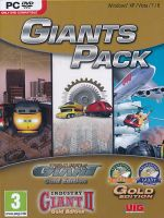 Hra pro PC Giants Pack (Traffic Giant, Industry Giant II, Transport Giant)