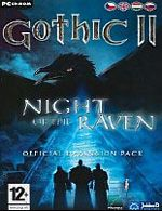 Hra pre PC Gothic II: Night of the Raven - datadisk