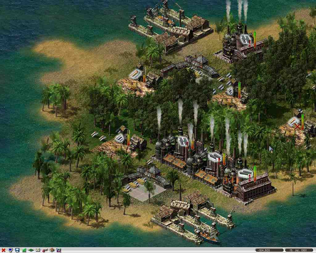 Industry Giant 2 - Gold Hra pro PC - GameExpres.cz