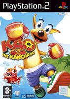Hra pre Playstation 2 Kao the Kangaroo 2