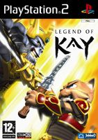 Hra pre Playstation 2 Legend of Kay