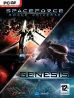 Hra pre PC Space Pack (SpaceForce 2 + Genesis Rising)
