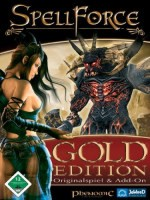 Hra pre PC Spellforce Gold edition
