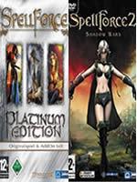 Hra pre PC Spellforce Pack (1.diel + datadisky + 2.diel)