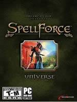 Hra pre PC Spellforce Universe CZ