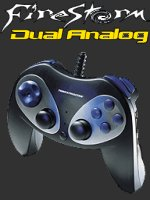 Joystick pre PC FireStorm Dual Analog 3 gamepad