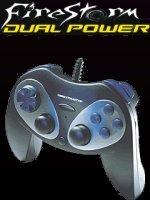 Joystick pre PC Firestorm Dual Power 3 gamepad
