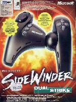 Joystick pre PC Microsoft Sidewinder Dual Strike gamepad
