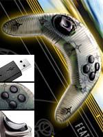 Joystick pre PC Microsoft Sidewinder Gamepad PnP